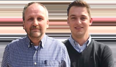 Niels en Gowie Van Rijnsbergen Schilders